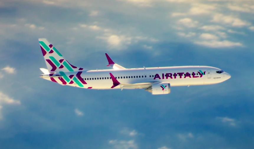 Air Italy leads Europe's national airline branding. What's in a name?