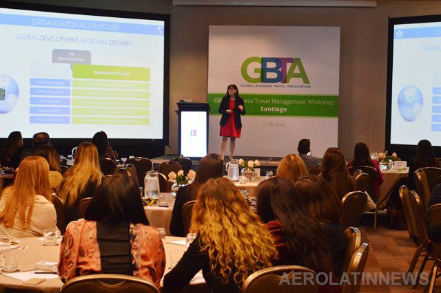 IATA presenta importancia de la aviación en workshop de GBTA / AmCham en Chile