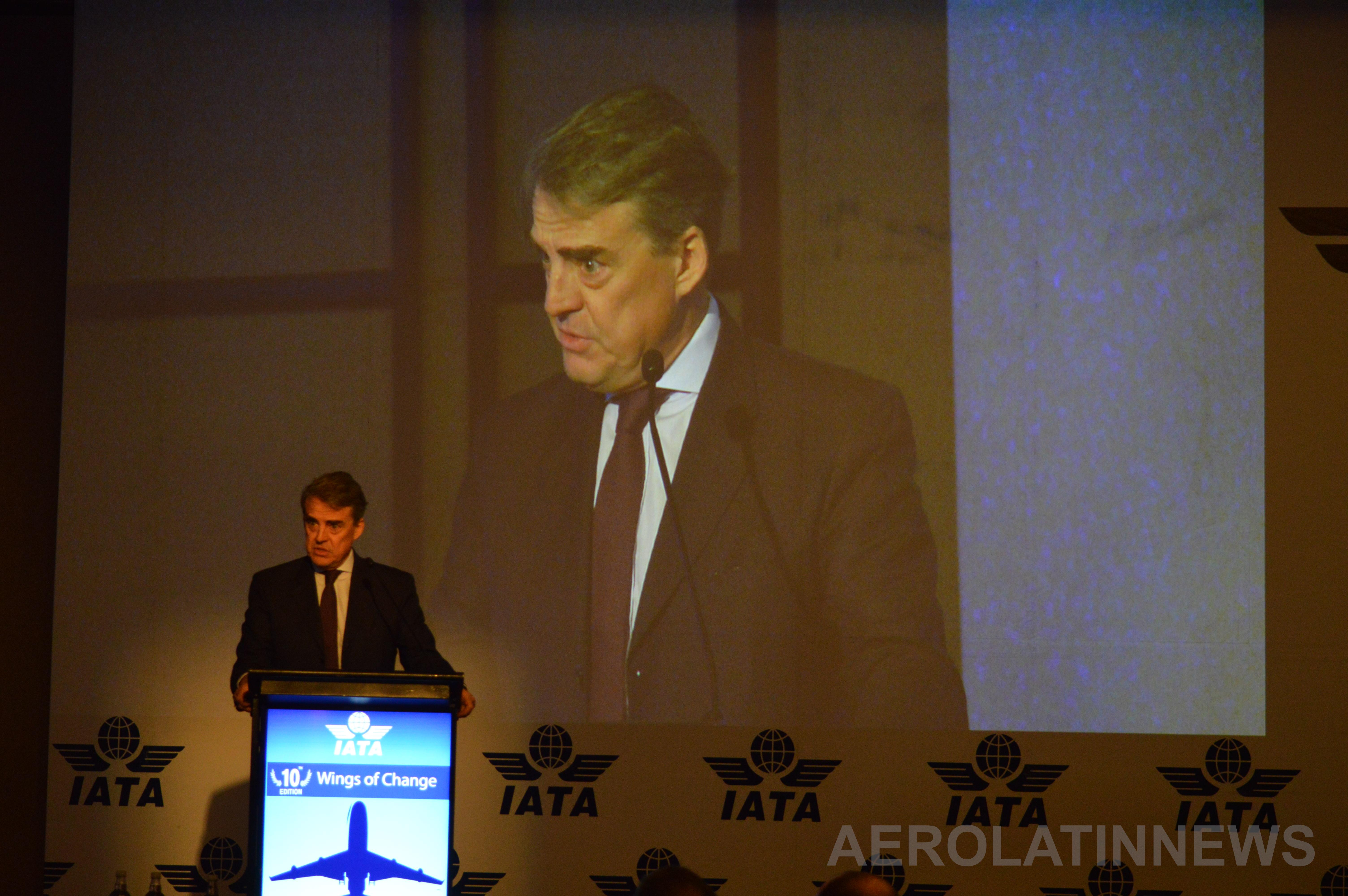 O Recado da IATA