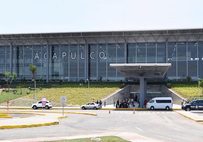 México: Grupos aeroportuarios elevan 11.4% inversión