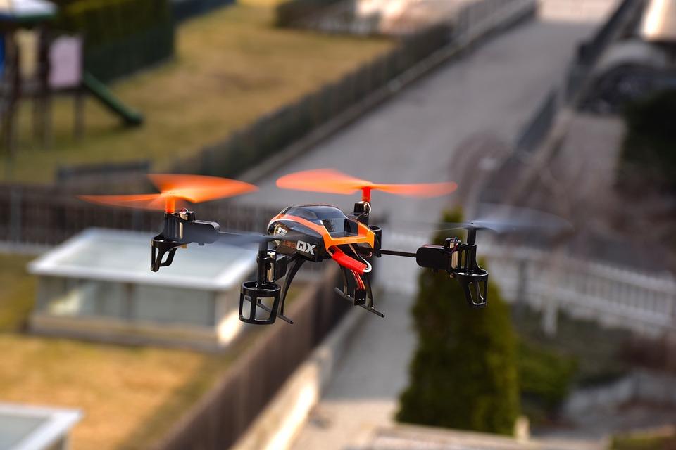 España: Solo 4 incidentes con drones en el aeropuerto de Barajas en 30 meses
