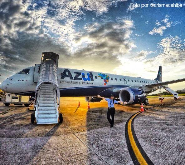 Azul vai começar a operar ponte aérea Rio-São Paulo
