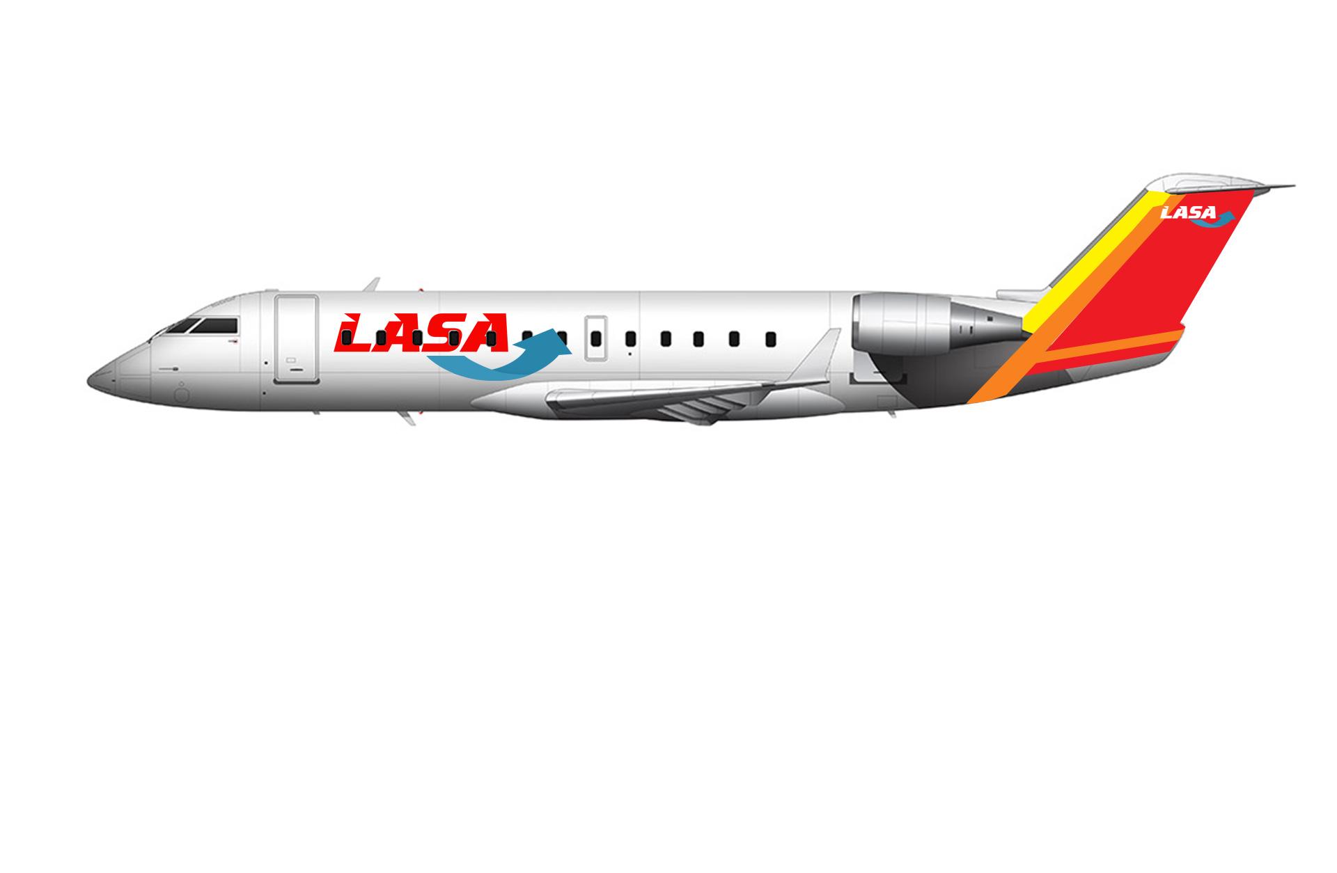 Aerolínea argentina Lasa iniciará en julio vuelos entre Puerto Montt y Bariloche