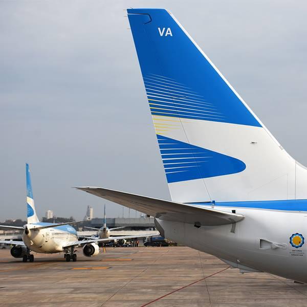 Aerolíneas Argentinas proyecta aumentar 32% los pasajeros diarios este invierno