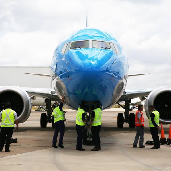 Cómo está cambiando la forma de volar de los argentinos