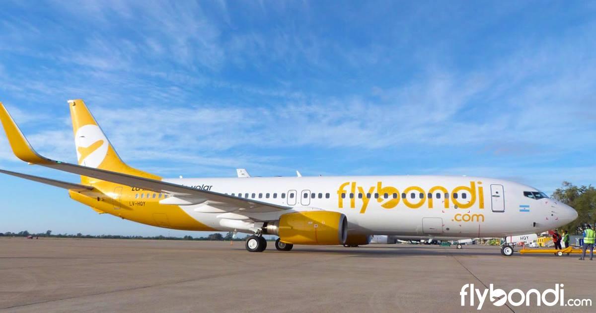 Flybondi continúa su expansión en la Región