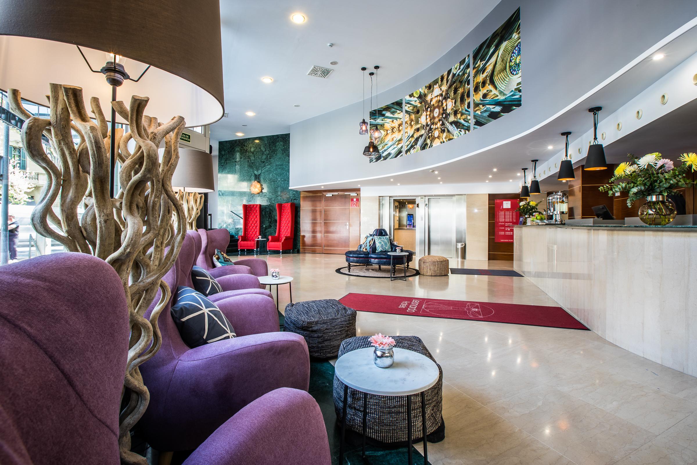 Leonardo Hotel Barcelona Gran Vía estrena sus habitaciones renovadas