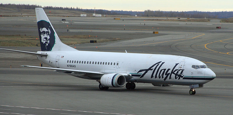 Alaska Airlines Announces New Service to California Airport