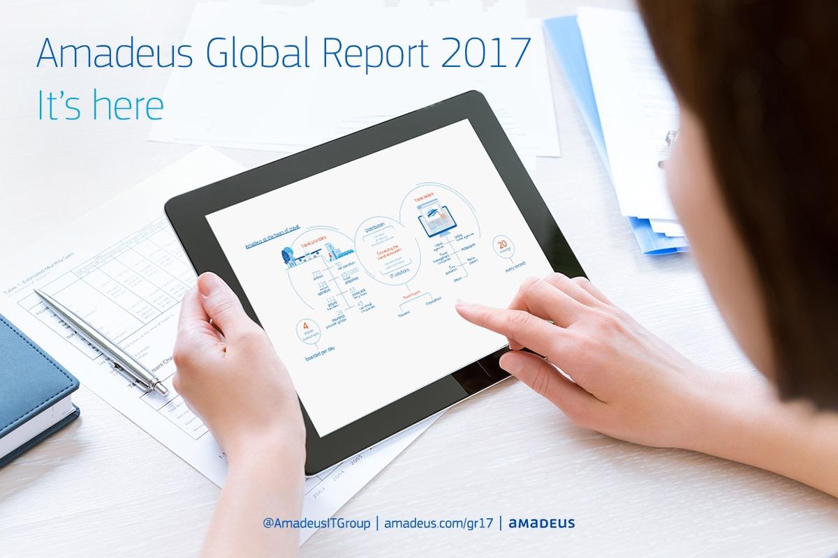 Ahora disponible: Amadeus Global Report 2017