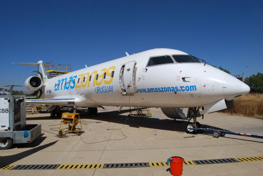 Amaszonas Uruguay duplica frecuencias y capacidad en el puente aéreo Montevideo-Buenos Aires