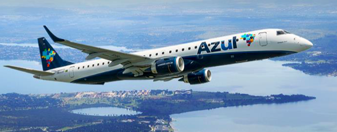 Azul aposta em Cabo Frio: voos para BH, VCP e Buenos Aires