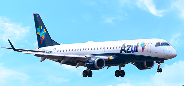 Azul Reports September Traffic