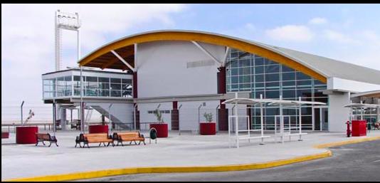 Chile: Consorcio Sacyr-Agunsa se adjudica concesión del aeropuerto de Chacalluta de Arica