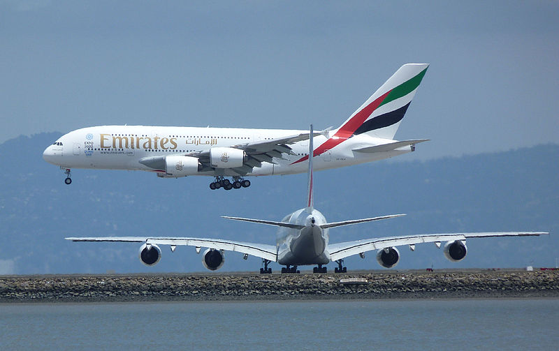 Emirates and South African Airways to expand codeshare agreement