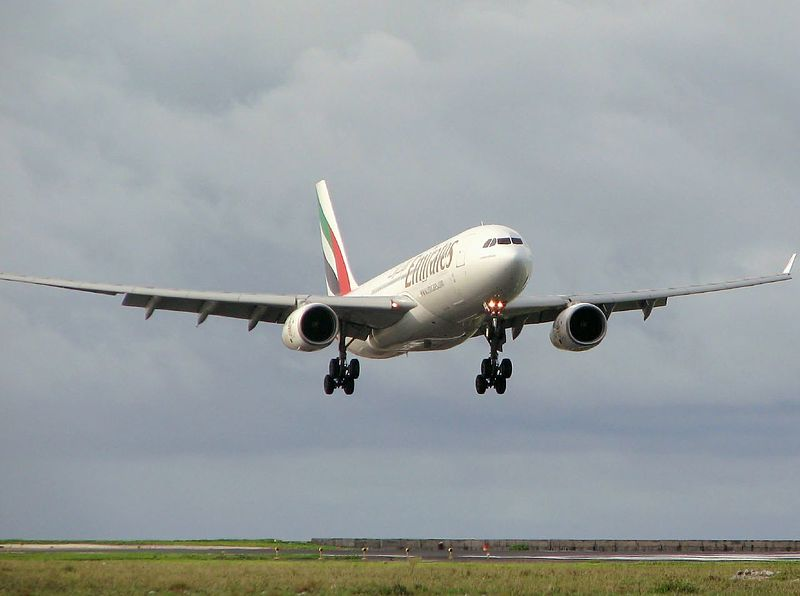 Emirates' H1 cargo volumes down slightly, while profits under pressure