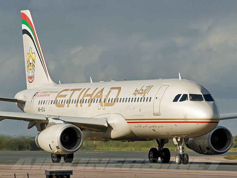 Etihad pasa la tijera a los B777 y A350