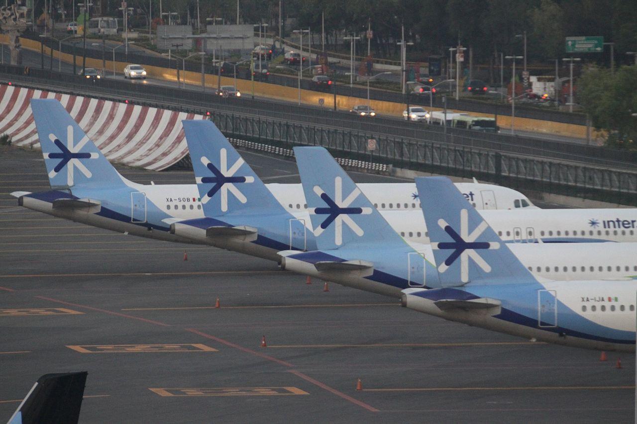 La aerolínea mexicana Interjet dice que reactivará rutas y añadirá nuevas en septiembre