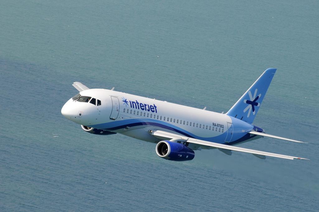 En mayo, Interjet aumenta 14% número de pasajeros atendidos