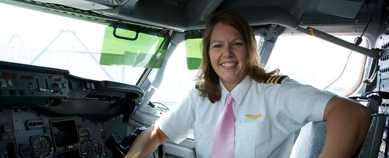 United, la aerolínea con más mujeres piloto a nivel mundial
