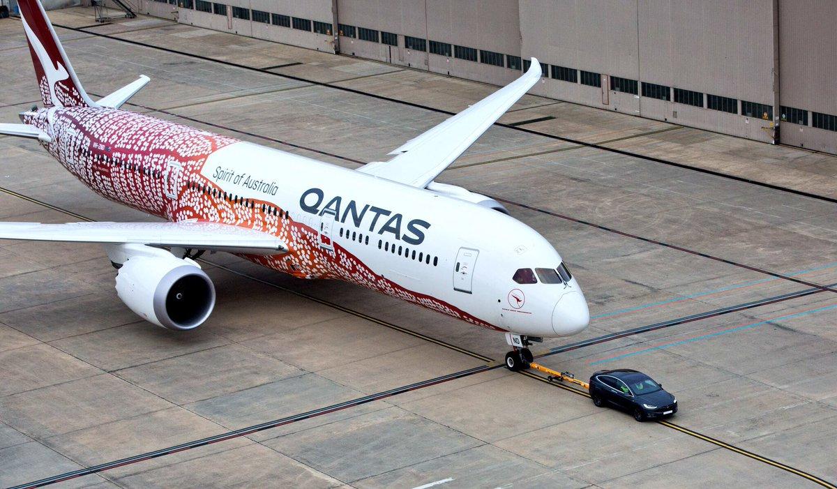 Qantas probará vuelos directos de 20 horas de Sydney a Londres y Nueva York