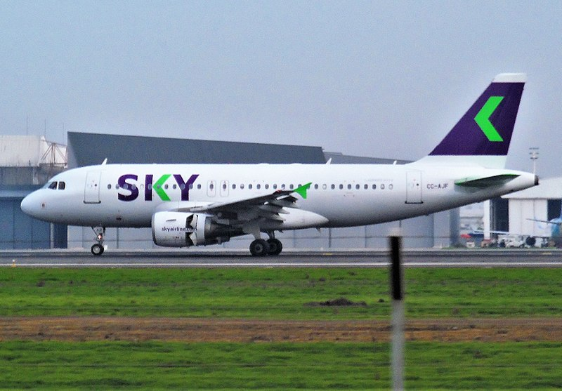 Chile's Sky takes first A320neo