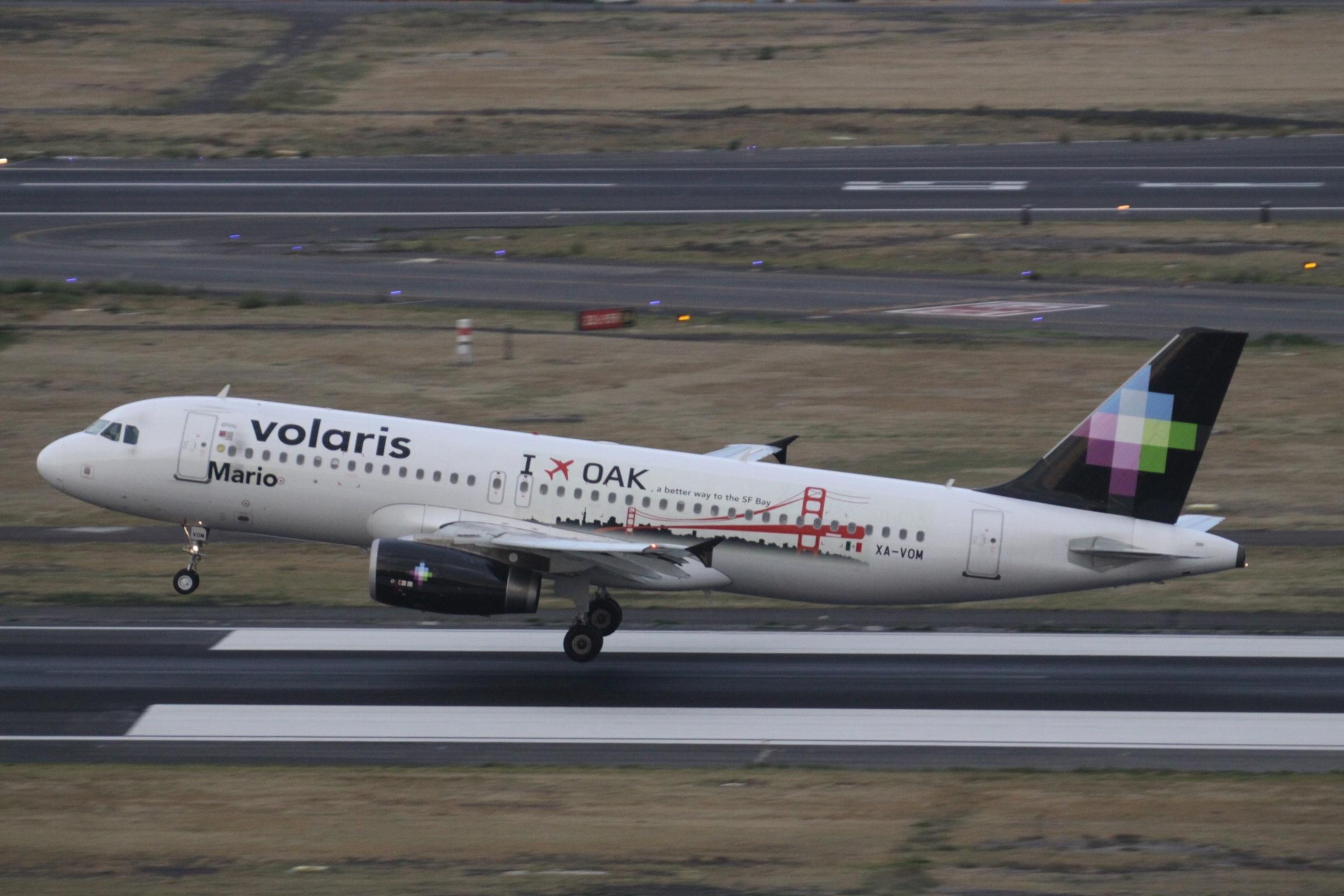 Volaris abrirá nueva ruta entre Guadalajara-Acapulco