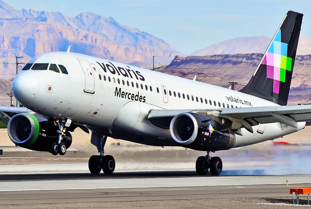 Consolida Volaris servicio de carga aérea