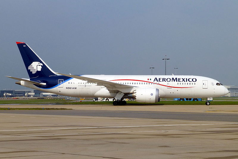 Aeroméxico firma un contrato con PASSUR Aerospace