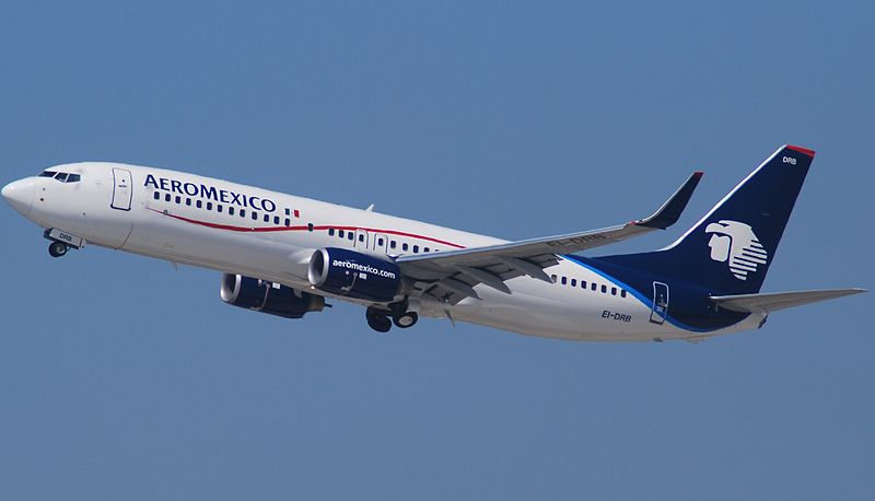 Aeromexico Reports May 2018 Traffic Results