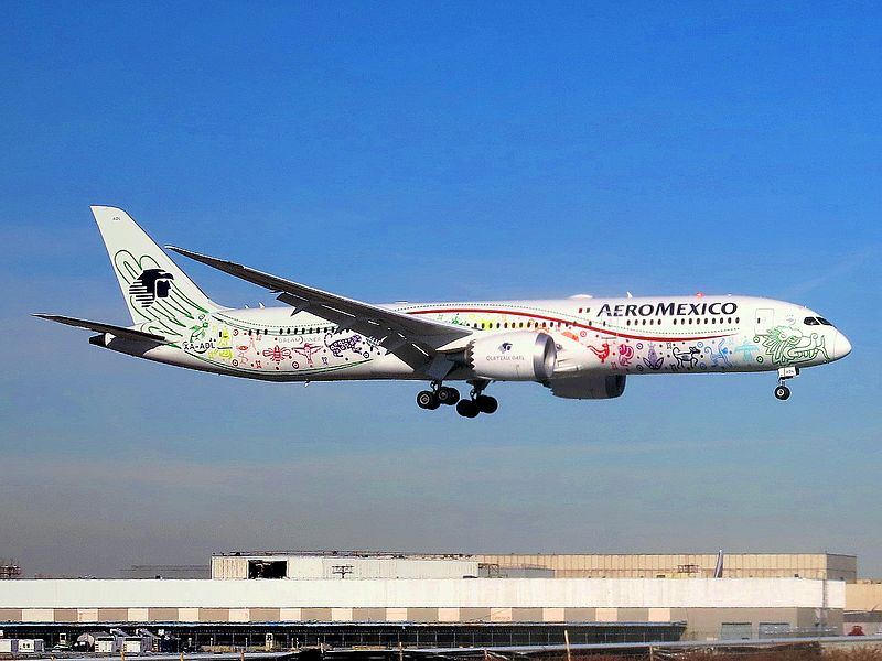 Aeromexico Resumes Service Between San Francisco and Guadalajara