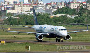 Azul torna regular voos entre Confins (BH) e Jericoacoara