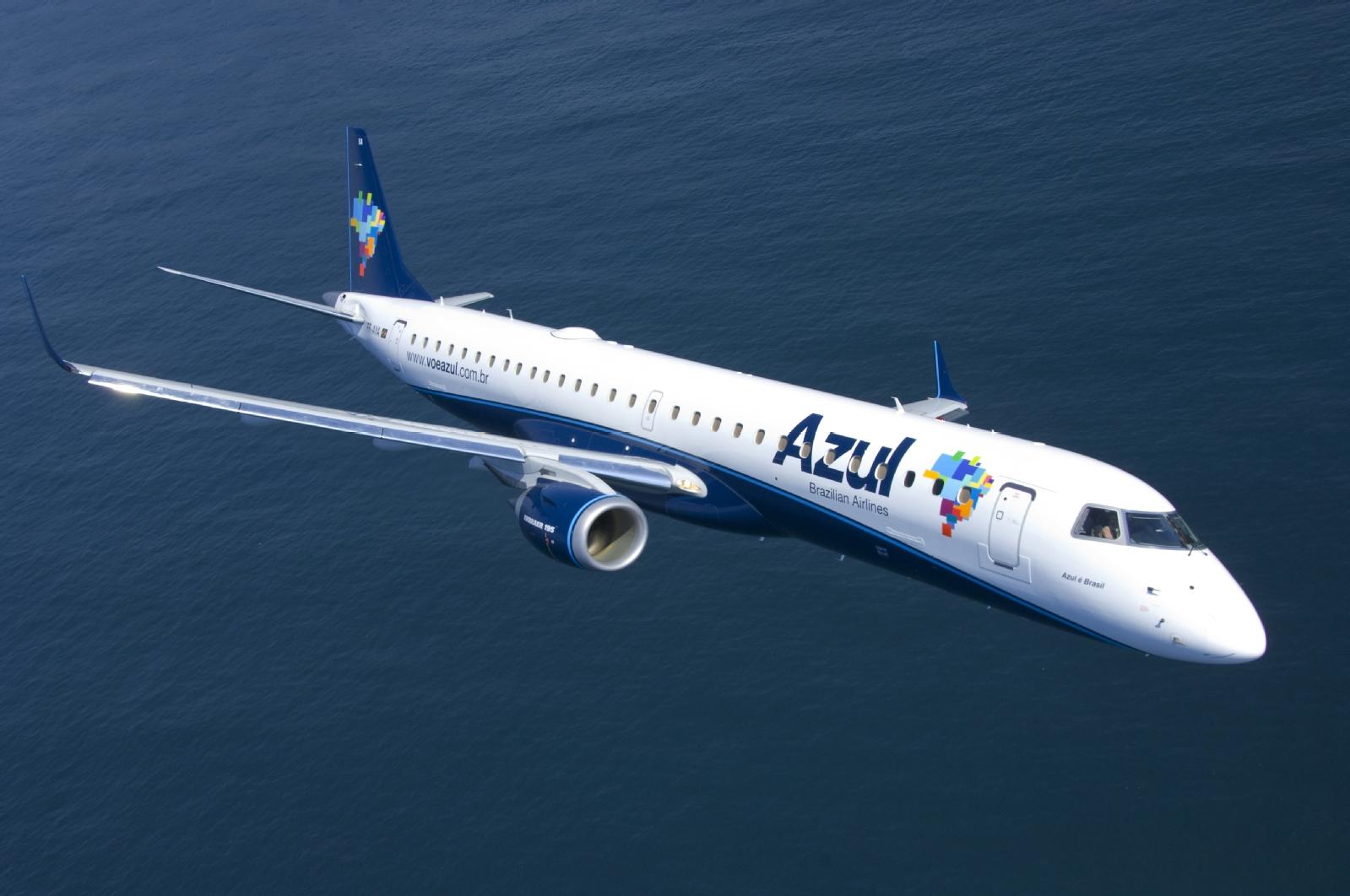 Azul incrementa operação e terá um voo diário em Lages