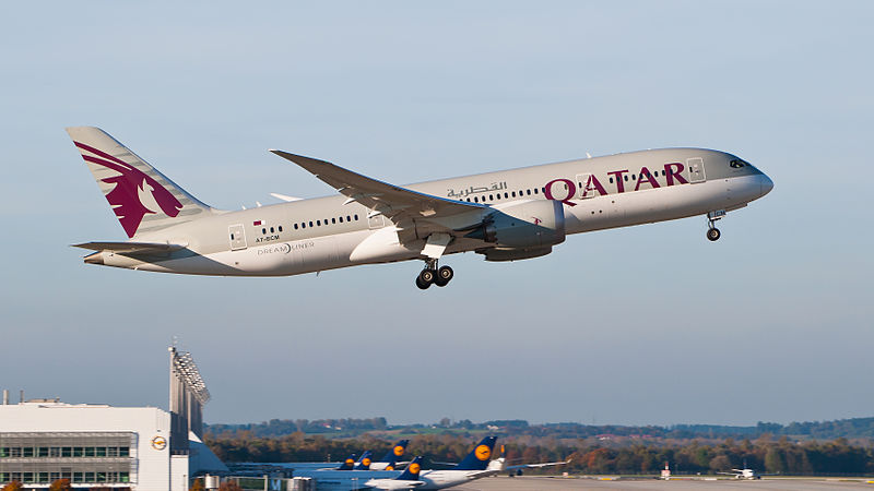Alianza entre Qatar Airways e IndiGo, la mayor aerolínea de la India