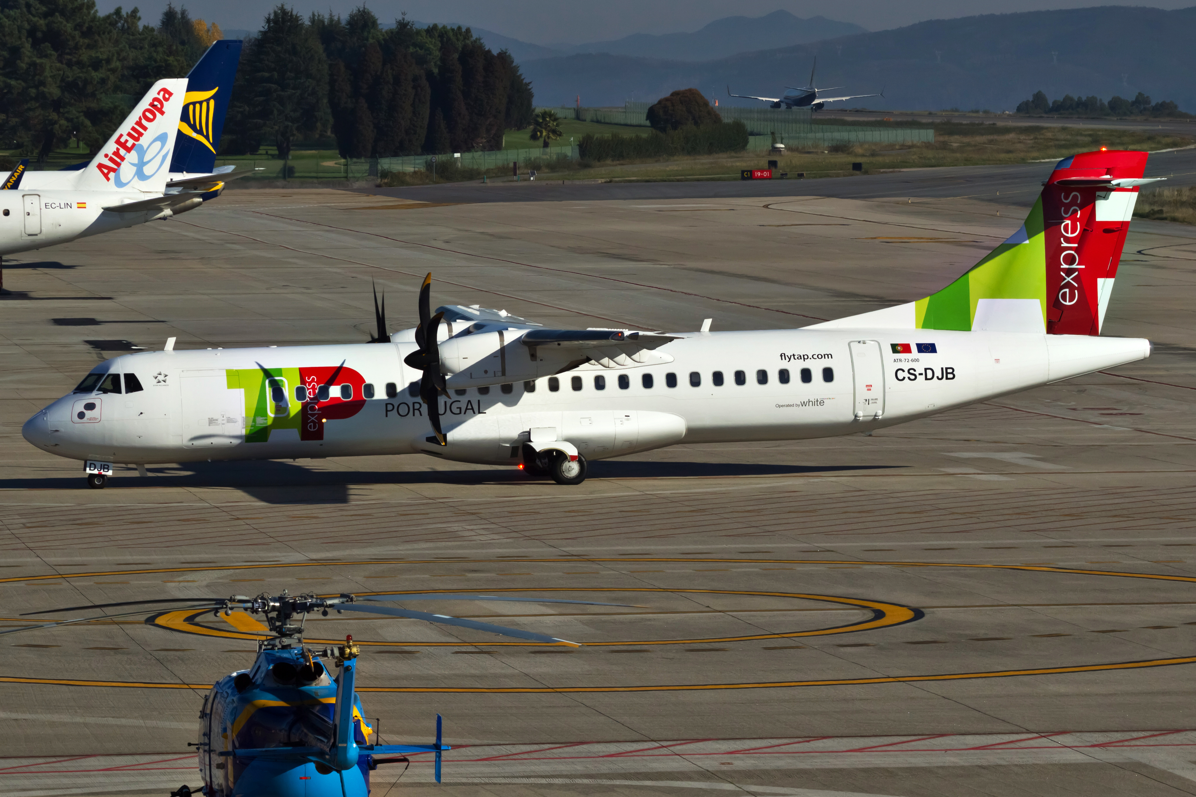 TAP elegida mejor aerolínea en los Premios Markteer