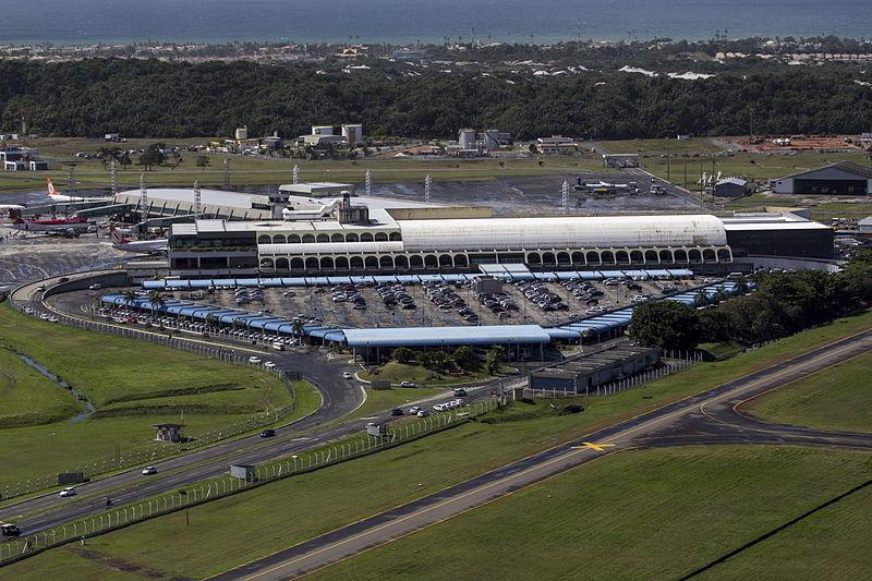 Aeroporto de Salvador ganha voos para três novos destinos no verão