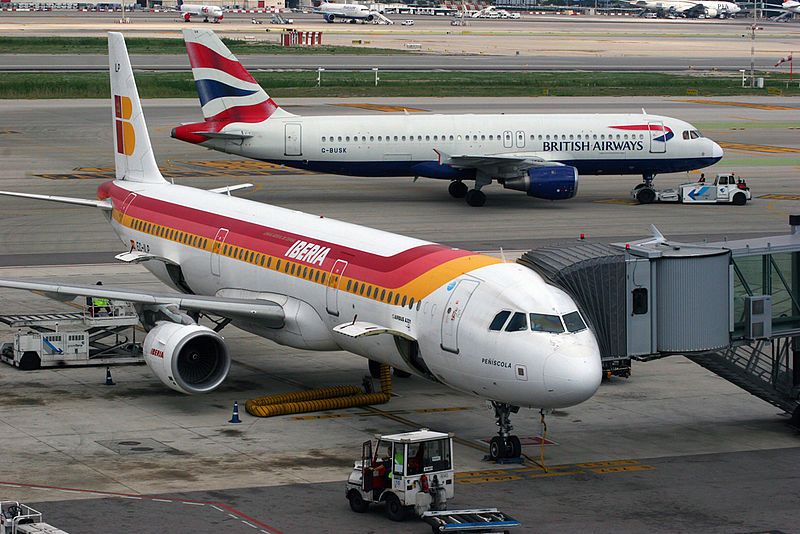 Iberia y British Airways aumentan frecuencia de vuelos a Chile