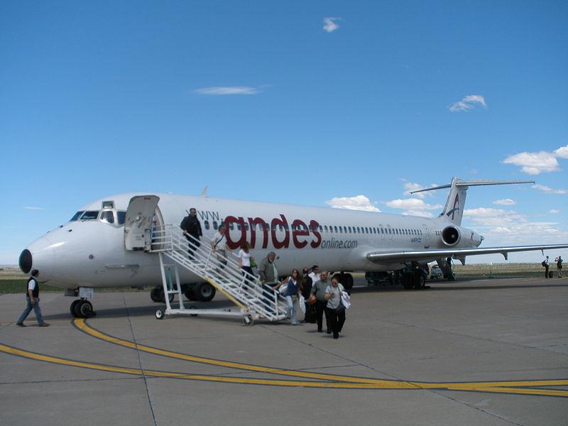Reinicio de operaciones: Andes programó los vuelos que tendrá desde el aeropuerto de Ezeiza