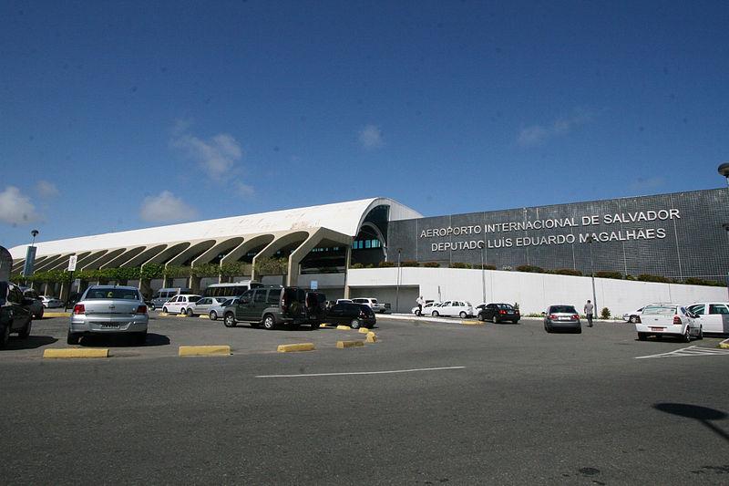Volume de passageiros internacionais cresce 29,1% no Salvador Bahia Airport