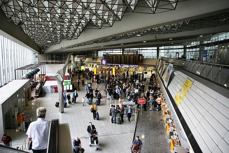 Los aeropuertos europeos recibieron a más de 2.230 millones de pasajeros en 2017