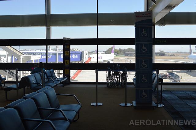 Chile: Por vacaciones de invierno aeropuerto estima aumento de pasajeros mayor al del 2017 y anuncian medidas especiales