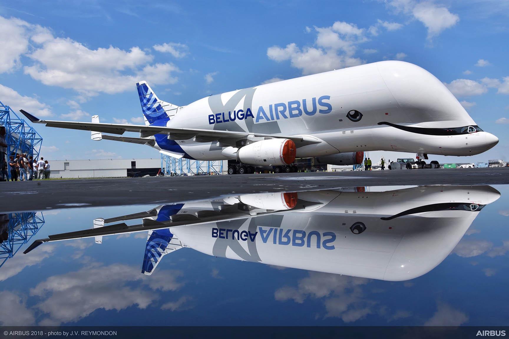 El BelugaXL recibe su certificación de tipo EASA