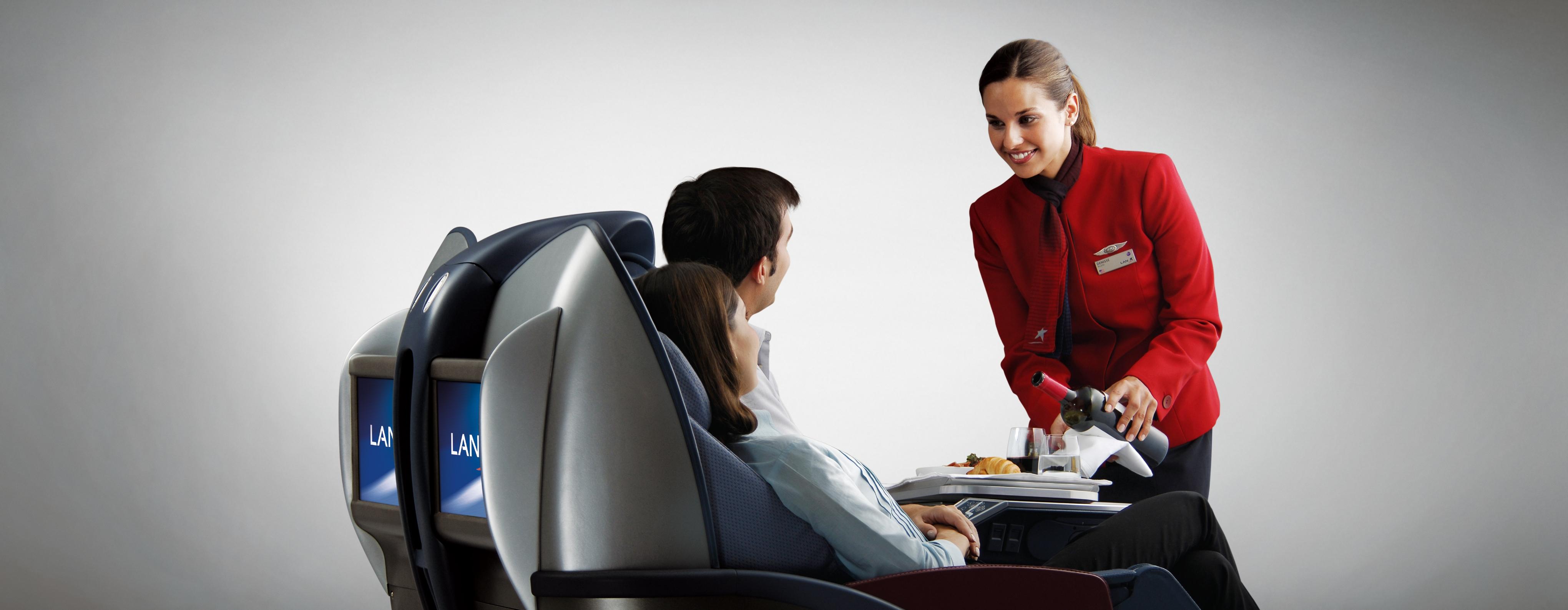 2,4% creció el tráfico de pasajeros de LATAM Airlines en septiembre en comparación a 2017