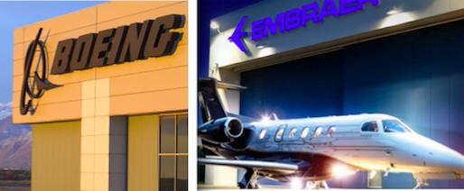 Preocupa a Bolsonaro que Boeing compre toda la división comercial de Embraer