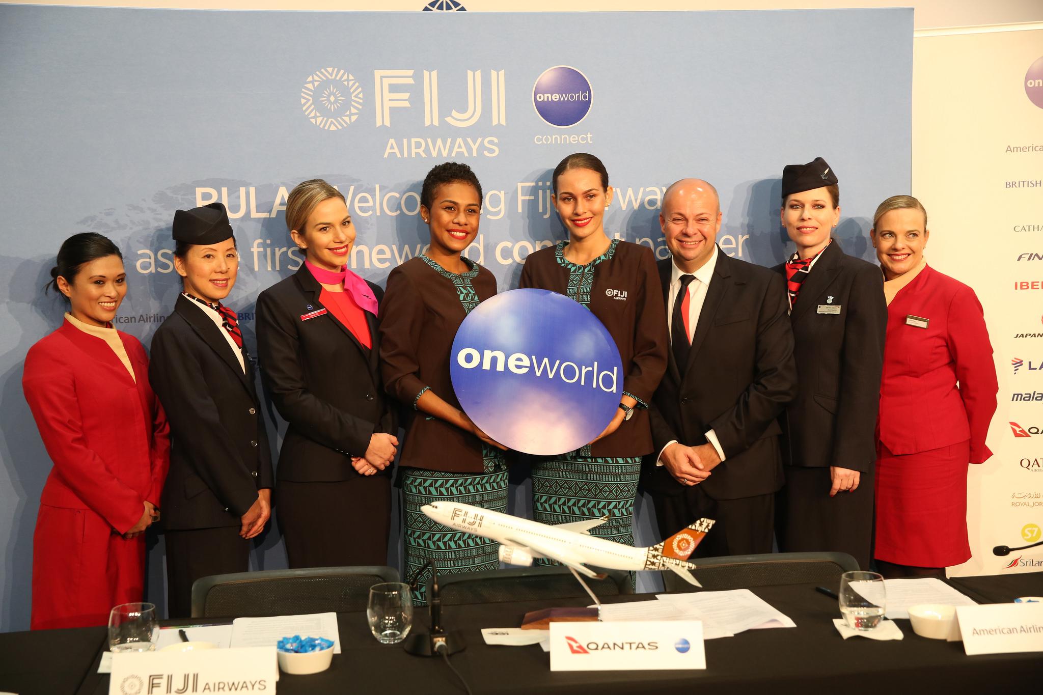 Oneworld introduce plataforma para atraer más aerolíneas