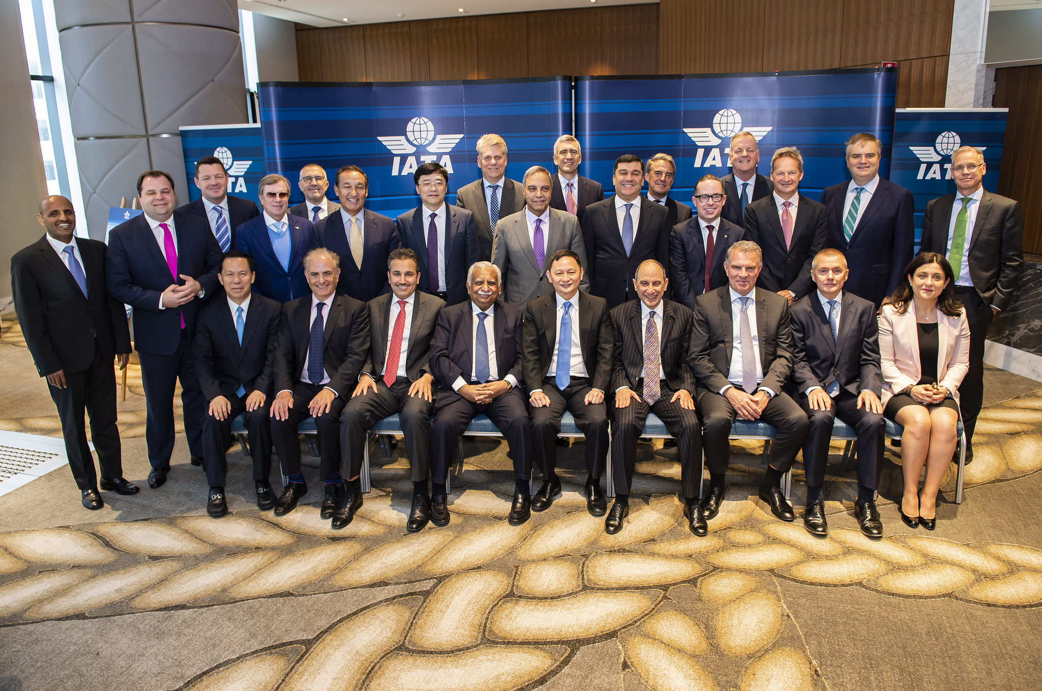 Aviation Leaders at the 2018 IATA Annual General Meeting Want to Ease Logistical Tension with International Travel
