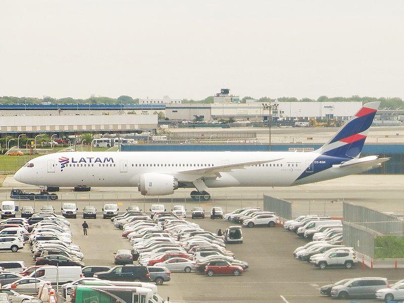 Latam Airlines aumentó su número de pasajeros el primer semestre de 2018