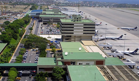 Venezuela: Gobierno tomó control de tres aeropuertos
