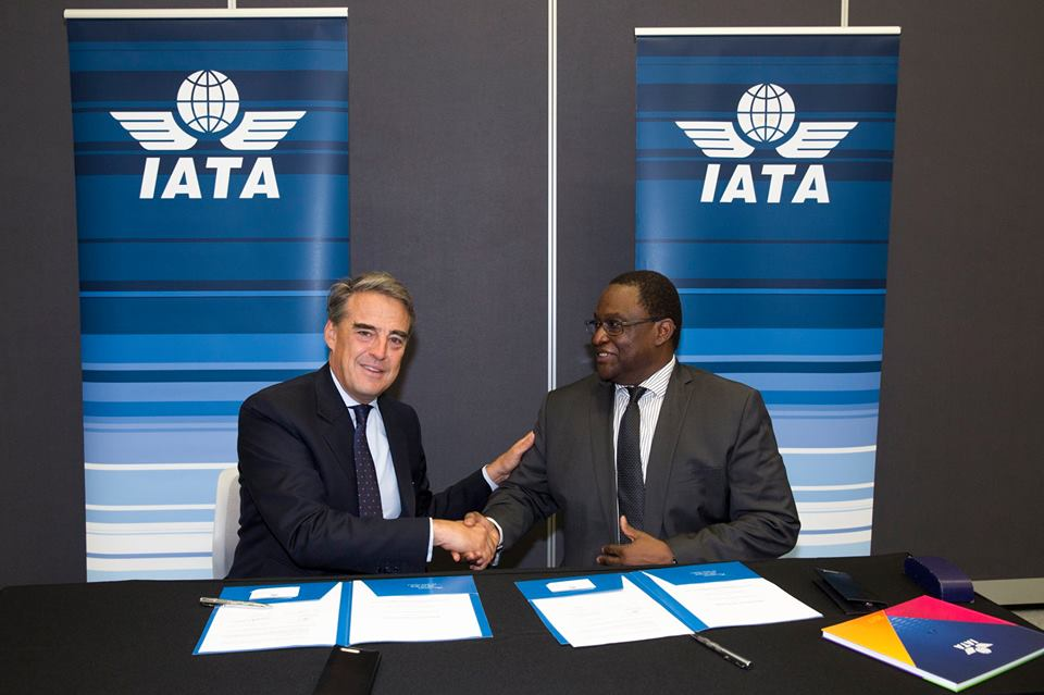 IATA, AFRAA sign MoU to Advance Aviation in Africa