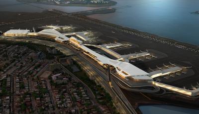 USD 13,000 millones se destinarán para la renovación del aeropuerto JFK de Nueva York