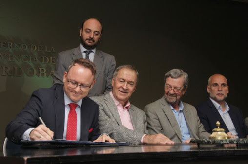 Norwegian Air Argentina firmó acuerdo con provincia de Córdoba para establecer base de operaciones